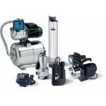 Бытовые водопроводные насосы