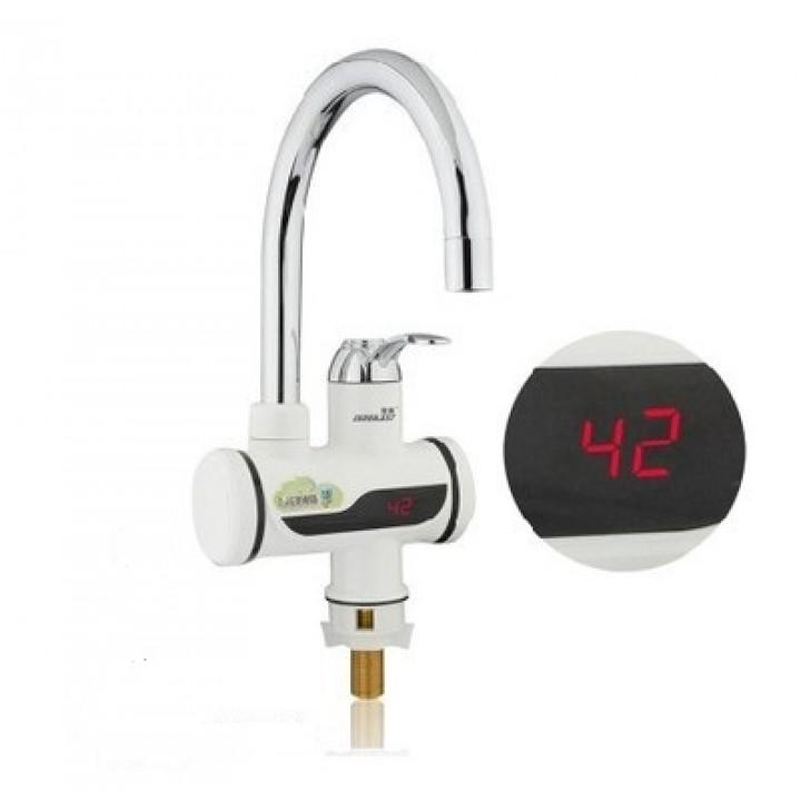 Электрический проточный водонагреватель Рапид OL-008