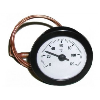 Термометр Arthermo CP-05 0-120°С капиляр 1500 мм круглый