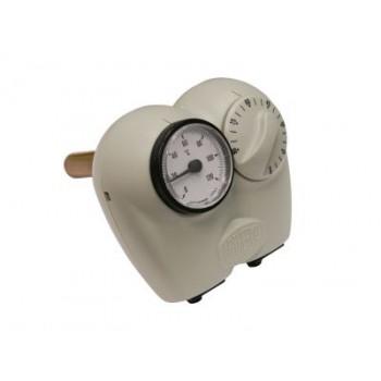 "Термостат Arthermo 0-90°C + Tермометр 0-120°C с гильзой 100 мм, резьба 1/2"""