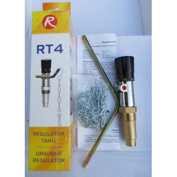 RT-4 Регулятор тяги для котлов ProTech ТТ