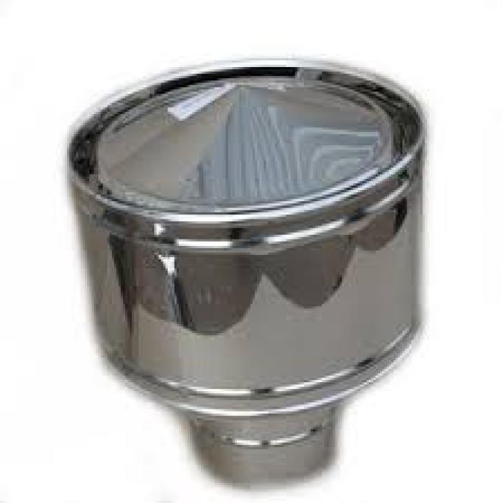 Дефлектор, Искрогаситель из нержавеющей стали ф200