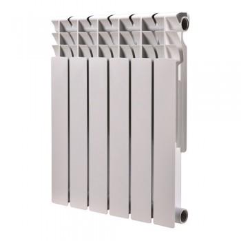 Радиатор биметалический 500/100 168Вт 35бар PASKAL