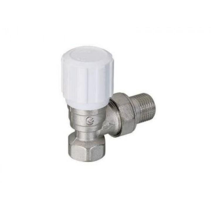 Клапан радиаторный угловой верхний 1/2''